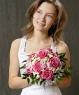 Свадебный букет из роз №31