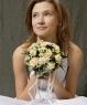 Свадебный букет из роз №21