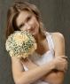 Свадебный букет из роз №28