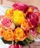 Свадебный букет из роз №53