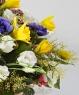 "Корзина цветов ""Весна пришла!"""