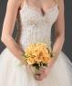 Свадебный букет из роз №33