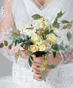 Свадебный букет №215