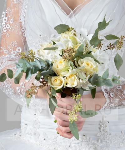 Свадебный букет невесты №215