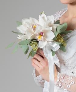 Свадебный букет невесты №214