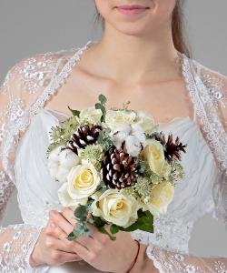 Свадебный букет невесты №213