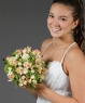 Свадебный букет из роз №16