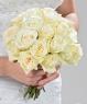 Свадебный букет из роз №202