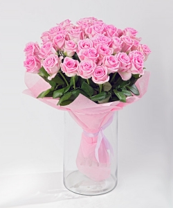 """Букет из 35 роз """"Романтика"""""""