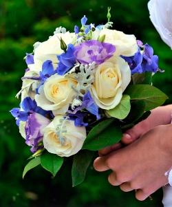 Свадебный букет №193