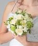 Свадебный букет из роз №49
