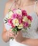 Свадебный букет из роз №45