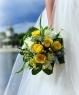 Свадебный букет из роз №190